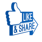 facebook-like-share-logo